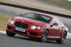 Bentley Continental V8 GT: 373 kW/507 PS, 660 Newtonmeter bei 1700 U/min, 2 Twin-Scroll-Turbolader