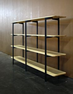 Y-shelf by Lehel Juhos