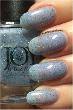 No Umbrella Zone | Summer in Seattle Collection | Joy Lacquer