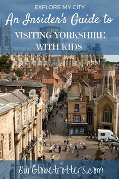 Explore the historic cities and rolling hills of the UK's largest country Yorkshire with a special eye on the activities kids will love thanks to Insider Jo from Kiddie Holidays Days Out In Yorkshire, Visit Yorkshire, Family Vacation Destinations, Great Vacations, Travel With Kids, Family Travel, Ireland Travel, Cool Places To Visit, Adventure Travel