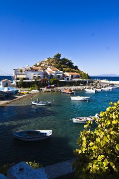 Kokkari, Samos Island, Greece. Samos is definitely on my list of islands for my next trip to Greece