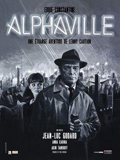Alphaville - JL Godard