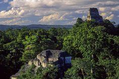 GUATEMALA- Tikal: una maravilla para visitar al menos una vez en la vida