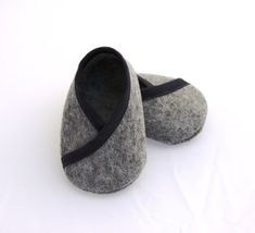 BABY+FELT+SHOES+Boy+and+Girl++Newborn+also+by+fromanawithlove,+$22.00