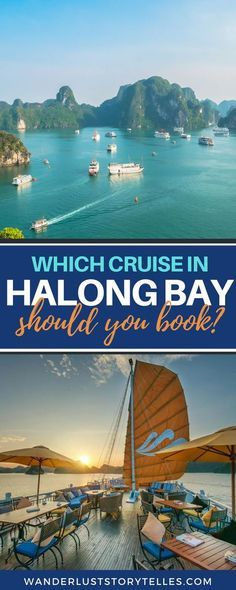 Wondering which Halong Bay Cruise to book? It can be really confusing and if you book the wrong cruise you will have a crappy time. Click to see a list of our top Halong Bay junk boat cruise recommendations. #Vietnam #SouthEastAsia #travel   Halong Bay Travel Guide   Halong Bay Holiday   Day trip from Hanoi