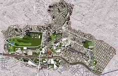 PRIOU – Plano-Referência de Intervenção e Ordenação Urbanística. Operação Urbana Vila Maria – Campo de Marte: vista geral