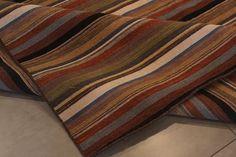 Tapete Kilim Indiano Mix Color Dunas 100% à Mão 2,00 x 2,50m - Passie Tapetes e Decoração