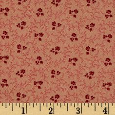 Country Manor Ditzy Floral Pink