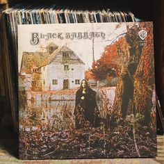 This gem was released 45 years ago today. Were still chasing the sound. #blacksabbath #tonyiommi