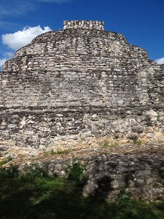 Ek' Balam Archaeological Site - Near Valladolid - Yucatan - Mexico - 02 Aztec Ruins, Mayan Ruins, Ancient Ruins, Tikal, Machu Picchu, Bolivia, Places To Travel, Places To See, Places Around The World