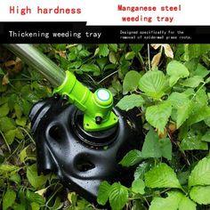 Grass Mowing Lawnmower Weeding Tray Trimmer Head Machine Accessories G – Homeinsides