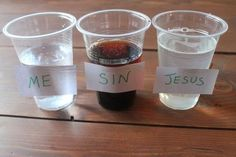 3 Fun Experiments to Try with your Kids + Powerful Bible Lessons 3 Fun Experiments to Try with your Kids + Powerful Bible Lessons – Jonathan Park Kids Church Lessons, Kids Sunday School Lessons, Sunday School Crafts For Kids, Bible Crafts For Kids, Sunday School Activities, Kids Church Crafts, Bible Activities For Kids, Bible Science, Preschool Bible Lessons
