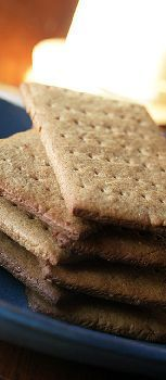 Buckwheat Graham Crackers Recipe = 1/3 cup grapeseed oil (or coconut oil)  1/3 cup combination of molasses and honey (mix enough together to equal 1/3 cup total - not 1/3 cup each)   2-1/4 cups buckwheat flour   1-1/2 teaspoons cinnamon   1/4 teaspoon sea salt   a few tablespoons of filtered water, if needed