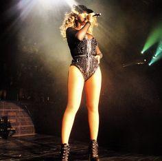 Beyonce The Mrs Carter Show in San Juan, Puerto Rico September  28, 2013