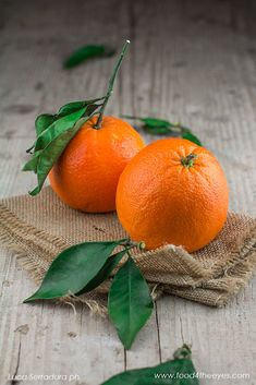 Oranges Still Life ~ Photography by Luca Serradura