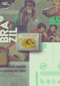F/nazca Saatchi Saatchi -Celebrating 50 years in Brazil BRONZE (DESIGN / CANNES 2015) | Clube de Criação