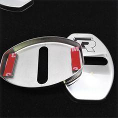car styling case for Volkswagen VW Golf 6 GTI Scirocco passat B6 Touran Tiguan Jetta MK4 MK5 MK6 POLO CC Chrome door lock cover