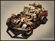 R3 Prison Warden Jeep by ~MeckanicalMind on deviantART