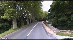 Essai Timelaps StreetView Google - YouTube