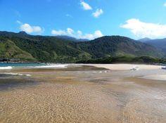 Praia do Bonete/Ilhabela Litoral Norte SP