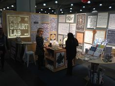 Pop Chart Lab | NYNOW | NY NOW February 2016 - Javits Center, New York City