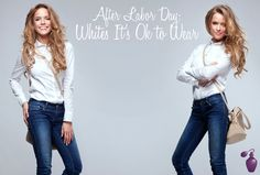 After Labor Day: Whites It's Ok to Wear | Eau Talk - The Official FragranceNet.com Blog