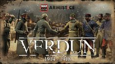 Verdun is now having their annual Christmas Truce reenactment Until Jan. 2 in support of War Child!