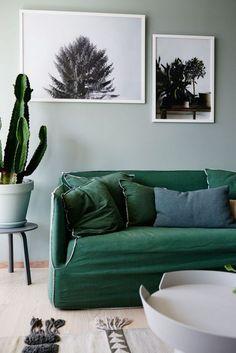 Decoaddict: the perfect sofa. Decoration Trends 2016