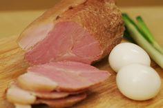 Húsvéti sonka készítése - recept Eggs, Easter, Meat, Breakfast, Recipes, Food, Morning Coffee, Easter Activities, Eten