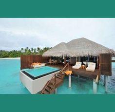 bora bora. my kind of resort!