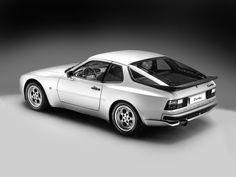 Porsche 944: si elle était sortie avant...