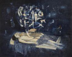 """Love School"" by Kiwi artist, Seraphine Pick."