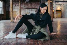 adidas Originals Taps Aleali May to Model the New Generation of Tubulars