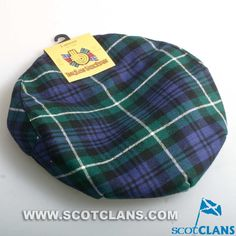 Clan Lamont Tartan Golf Cap