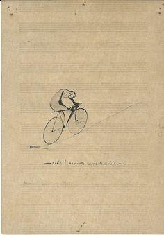 Avoir l'Apprenti dans le Soleil, Marcel Duchamp.