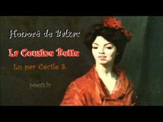 Honoré de Balzac - La Cousine Bette - YouTube