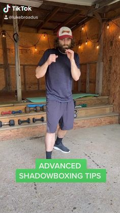 Luke Broadus( has created a short video on TikTok with music Stil D. If you can't shadowbox, you can't box, my friend. Shadow Boxing Workout, Boxing Workout Routine, Boxing Training Workout, Boxer Workout, Mma Workout, Gym Workout Tips, Workout Videos, Workouts, Self Defense Moves