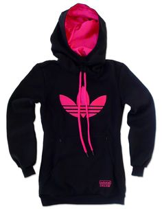 "ADIDAS ORIGINALS WOMEN´S ""CHILE 62 LONG HOODIE"""