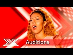"Chanal Benjilali auditions with the song ""Ex Factor"" by Lauryn Hill.  X Factor UK, 2016, episode 4."