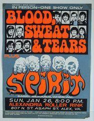 Blood, Sweat, and Tears, Spirit