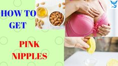 Natural 7 Tips On How To Get Pink Nipples | Lighten Dark Nipples Hormonal Changes, Tomato Juice, Shea Butter, Home Remedies, Breastfeeding, The Balm, How To Get, Dark, Natural