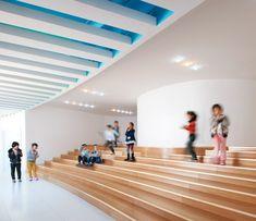 SAKO architects: LOOP kindergarten in tianjin