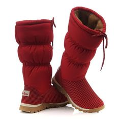 Fashion Snow Boots - Boot Hto