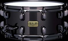 TAMA SLP Snare Drum Black Brass https://www.facebook.com/drumperium
