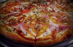 ¡Pizza con toques brasileños! Foodiemanía visitó Pizzaiolo. Reseña: http://www.sal.pr/?p=88758