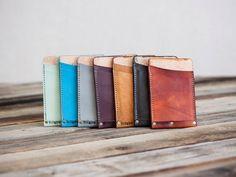 color palette // leather