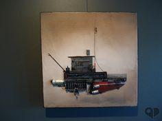 Art Lover Place - N°10 (Peinture) par joel sadaune