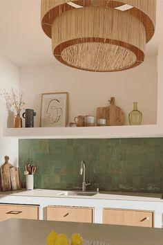 Casa Boho Kitchen, Home Decor Kitchen, Kitchen Design, Old Home Remodel, Home Remodel Costs, Luxury Homes Interior, Home Interior, Interior Design, Bohemian Interior