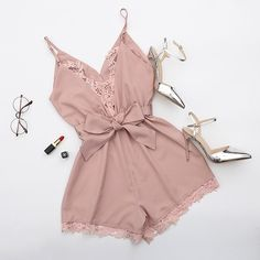 rabbitelisabeth:How about this girly girl outfit? Girly Girl Outfits, Cute Summer Outfits, Cool Outfits, Casual Outfits, Teen Fashion, Fashion Outfits, Womens Fashion, Moda Fashion, Vetement Fashion