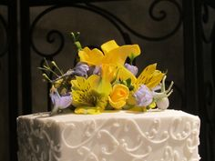 Patti's Wedding Cake